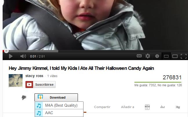 fácil manera de descargar videos de YouTube gratis