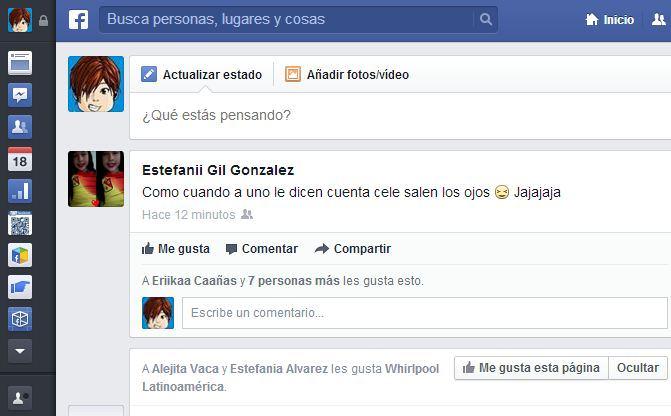 01 nueva interfaz de Facebook