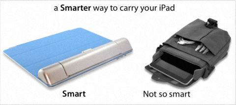 base para el iPad Smart Cargo 01