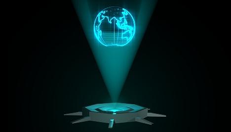 la vida es un holograma