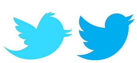 logo oficial de Twitter
