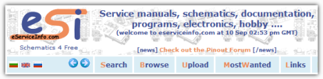 eServiceInfo