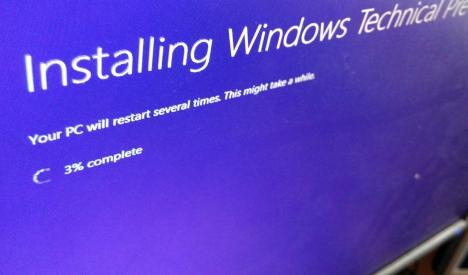 No actualizar a Windows 10