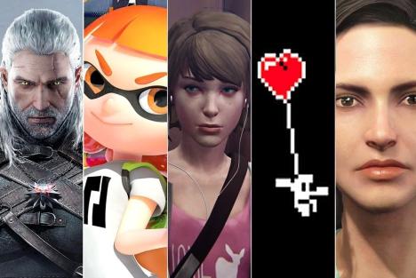 mejores videojuegos del 2015