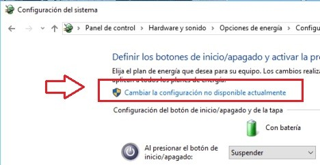 03 Inicio rapido en Windows 10