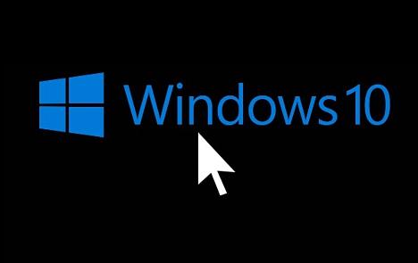pantalla negra en Windows 10