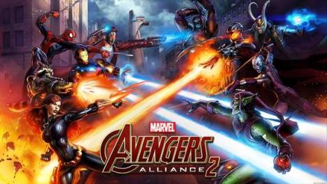 Avengers Alliance 2