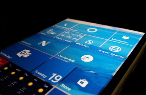 Windows 10 Mobile bloquear SMS