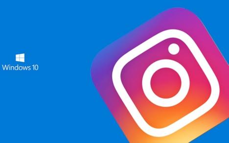 Instagram en Windows 10