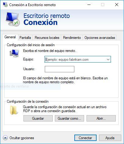 Controlar un PC