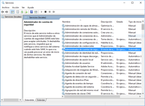 Compartir en Windows 10