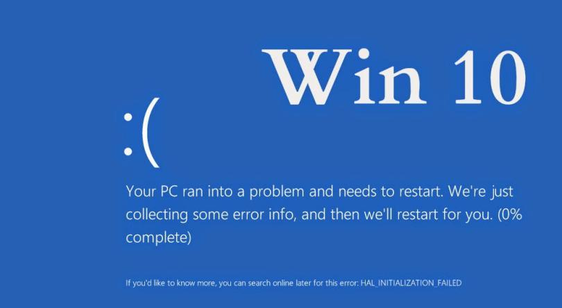 problemas Actualizar Windows 10