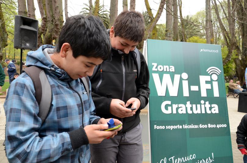 Wi-Fi Publica a privada en Creators