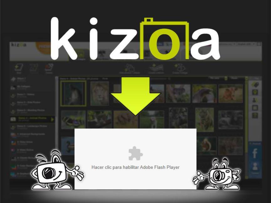 Kizoa editor