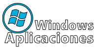 Windows Aplicaciones