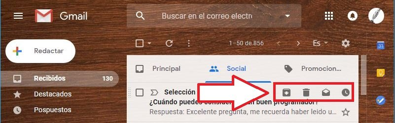 Lo mejor del Nuevo Gmail
