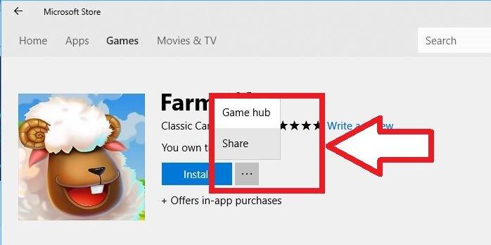 instalar juegos en Windows 10 Mobile remotamente
