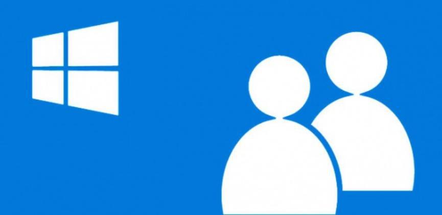 Contactos en Windows 10