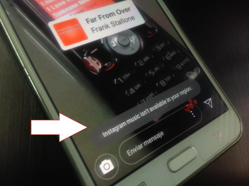 activar instagram music en Windows 10