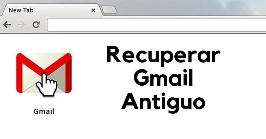 Antiguo Gmail