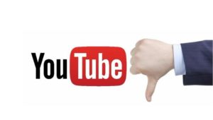 no me gusta youtube