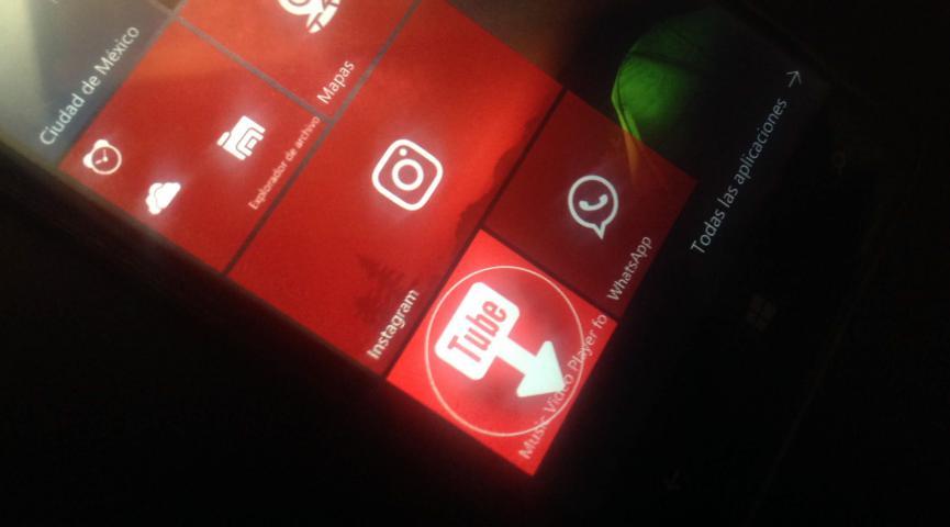 Instagram en Windows 10 Mobile