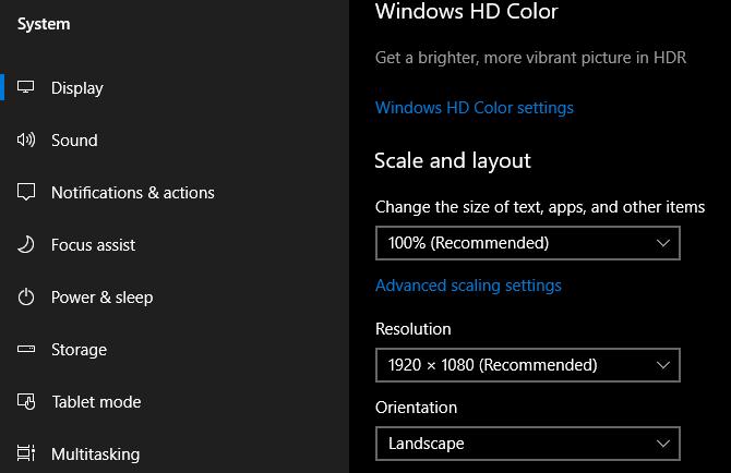 problemas atajos de teclado en Windows PC