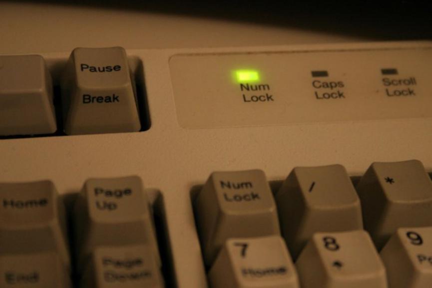 problemas atajos de teclado