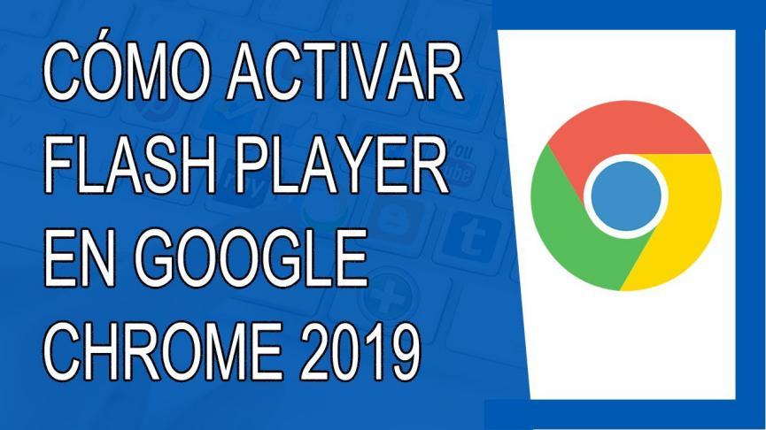 Activar Flash Player